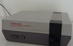 NES with a Built-in Screen