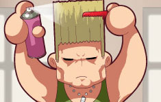 How Guile Does His Do