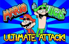 Mario and Luigi's Ultimate Attack!