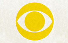 CBS Logo is Pac-Man