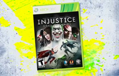 Conan O'Brien Reviews Injustice: Gods Among Us