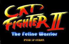 Cat Fighter II: The Feline Warrior