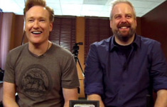 Conan O'Brien Reviews Classic Atari 2600 Games