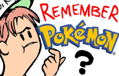 Remember Pokémon?