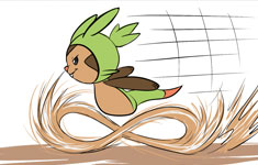 Chespin's Evolution