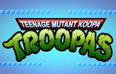 Teenage Mutant Koopa Troopas