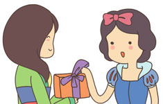 Snow White and the Present