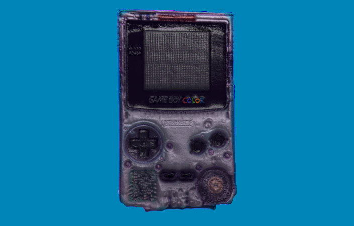 The Atomic Purple Game Boy Color WTF