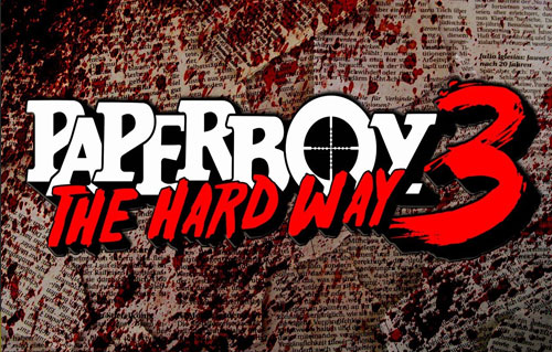 Paperboy 3: The Hard Way