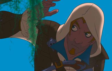 Walt Disney's Assassins Creed IV: Black Flag
