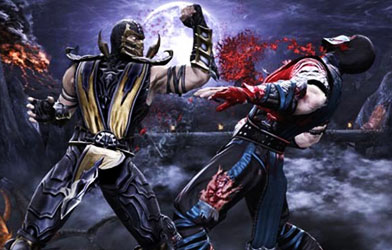 Complete Story Mode of Mortal Kombat 9