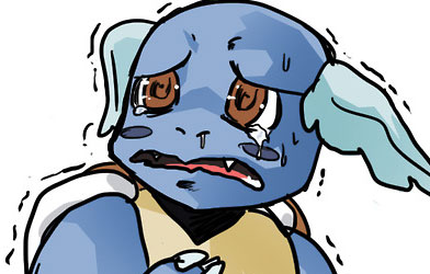 I Said, Wartortle, Huh… Good God Y'all