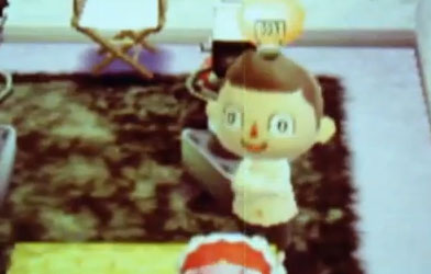 Animal Crossing the Line of Good Taste