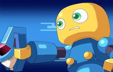 Megaman Servbot