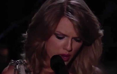 Ryu Attacks Taylor Swift at Grammys