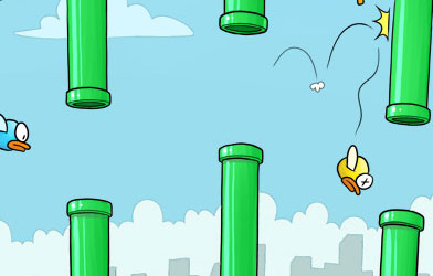 Flappy Bird Watching