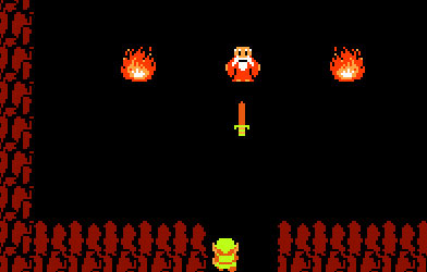 What if The Legend of Zelda had Cops?
