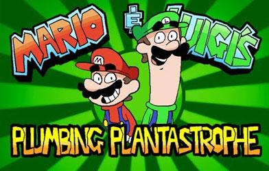 Mario and Luigi's Plumbing Plantastrophe