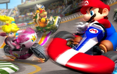 An Honest Mario Kart Game Trailer