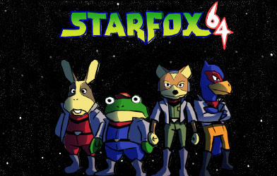 Star Fox 64 Real Version