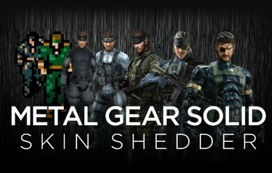 Metal Gear Solid: Skin Shedder