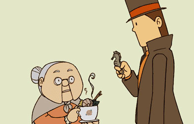Professor Layton and the Curious Logic