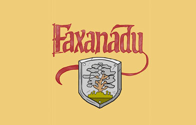Some Old School Faxanadu
