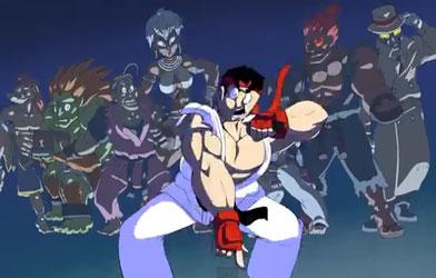 Rap Battle: Ryu vs. Ken