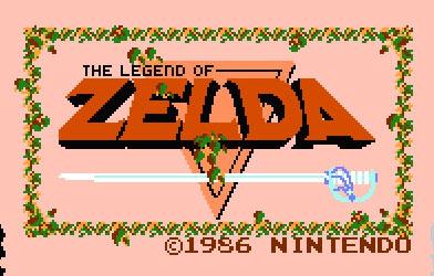 The History of The Legend of Zelda