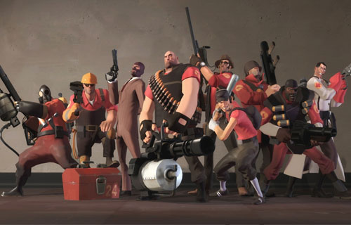 What You Didn't Know about Team Fortress 2