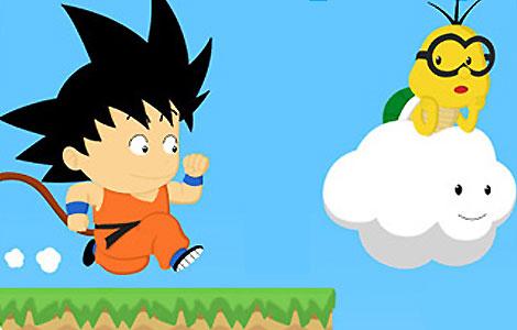 Goku vs. Lakitu