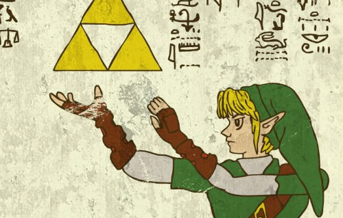 Hero-Glyphics: Hyrule