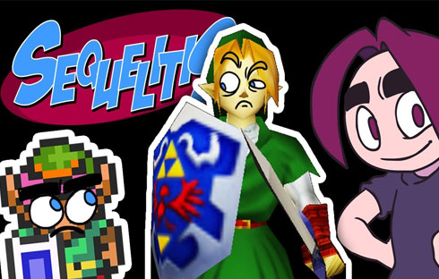 Egoraptor Tackles the Legend of Zelda Series