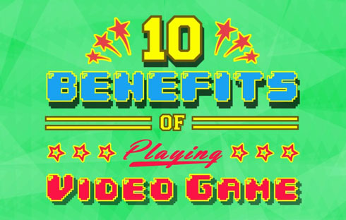 10 Benefits of Playing Video Games