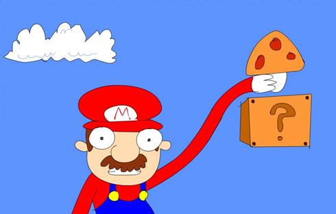 My Mario Parody