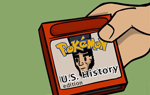 Pokémon – U.S. History Edition