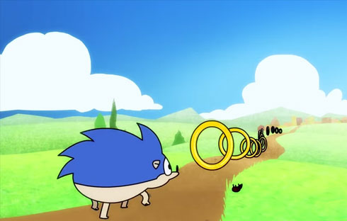 Scientifically Accurate Sonic the Hedgehog