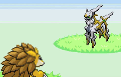 This is What Happens When You Battle the Pokémon God