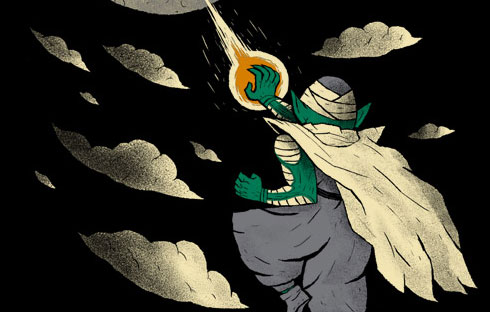 How to Defeat the Moon