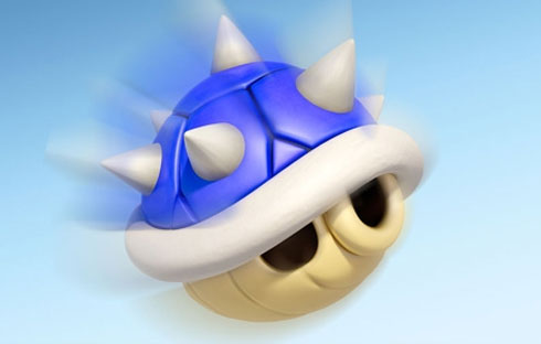 Mario Kart's Blue Shell is a Good Idea