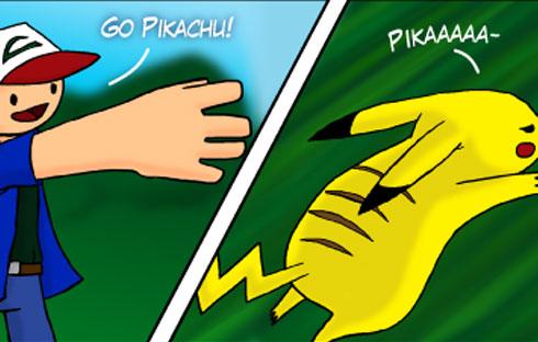 If Pokémon was More Like Dark Souls…
