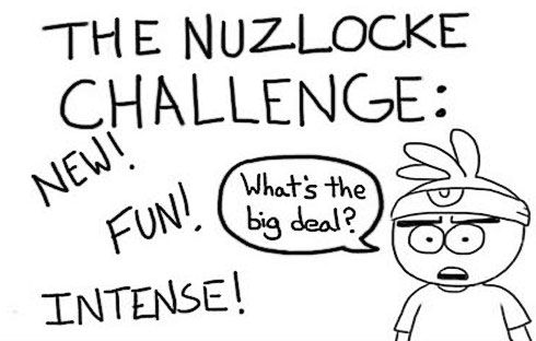 What is the Nuzlocke Challenge?