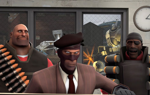 Team Fortress 2 in a Nutshell