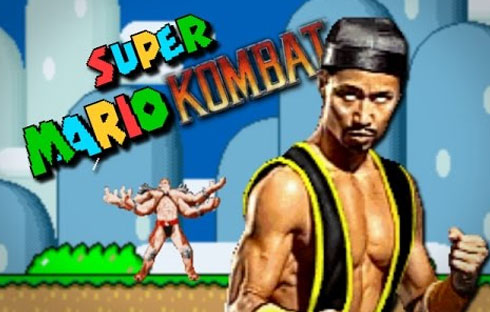 Super Mario Kombat: Super Mario World