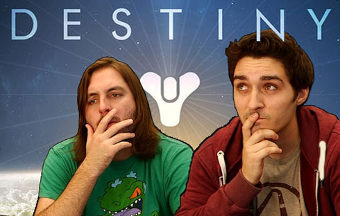 Destiny is Kind of Like…