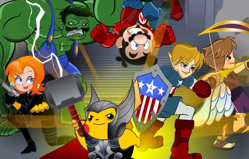 The Wii-Vengers