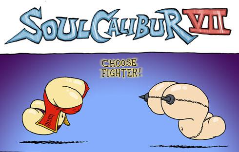 Soulcalibur VII