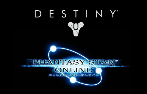 Destiny and Phantasy Star Online are the Same Game