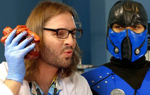 Mortal Kombat Doctor…Doktor