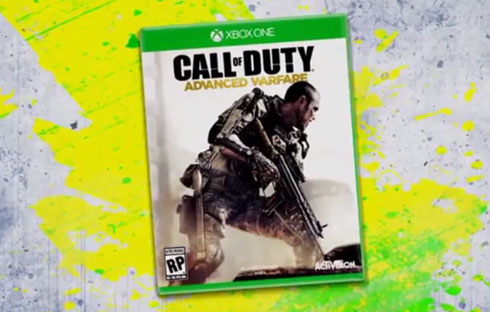 Conan O'Brien Reviews Call Of Duty: Advanced Warfare